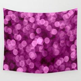 Purple Scrub  - JUSTART © Wall Tapestry