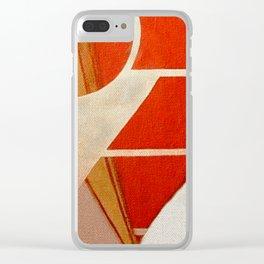 Haul (Sun) Clear iPhone Case