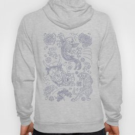 Japanese Tattoo Hoody