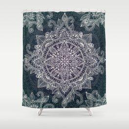 Mandala Magic  Shower Curtain