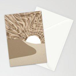 Light in the Desert II Stationery Cards