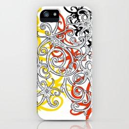 Sarawak Hornbill iPhone Case