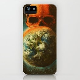 Global Warming iPhone Case