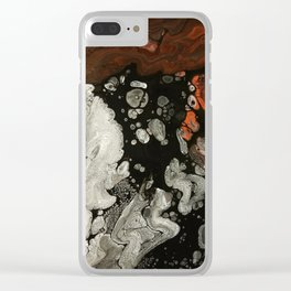 sinner Clear iPhone Case