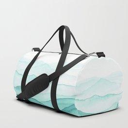 Mint Mountains Duffle Bag