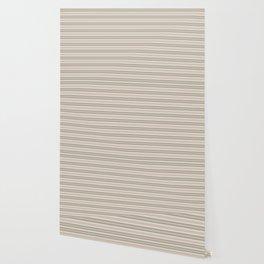 Beige Stripes Wallpaper