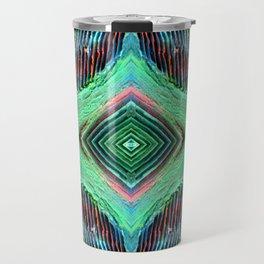Texture's eye Travel Mug