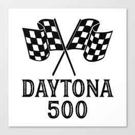 Daytona 500 Canvas Print