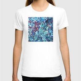 Colored Glass Stones T-shirt