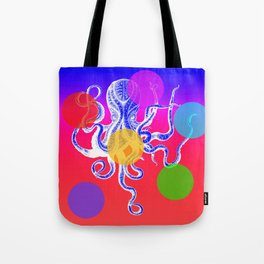 OCTOUS Fluo Tote Bag