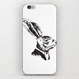 Mr. Rabbit iPhone Skin