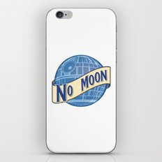 No Moon Brewery iPhone & iPod Skin