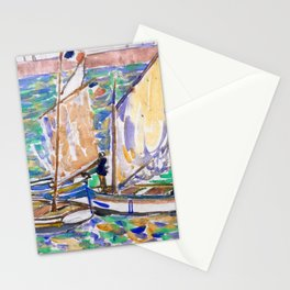"""Maurice Prendergast """"St. Malo"""" Stationery Cards"""