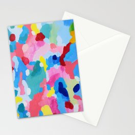 Prismatic optasia Stationery Cards