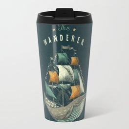 Whale | Petrol Grey Travel Mug