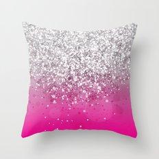 Glitteresques XXXIV Throw Pillow