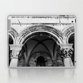 Croatian Columns Laptop & iPad Skin