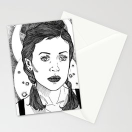 Phoebe Halliwell (Charmed) Stationery Cards