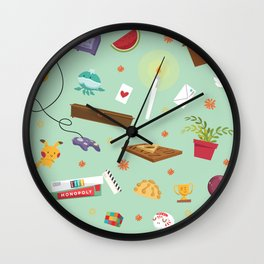 things Wall Clock