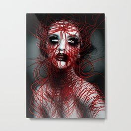 Countess Metal Print