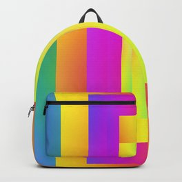 Minimal + Abstract Backpack