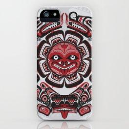 I'Hos Lund iPhone Case