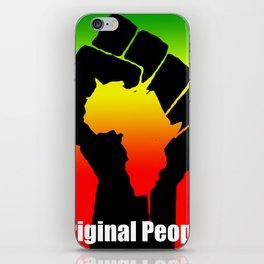 original People iPhone Skin