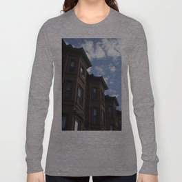 Rowhouses, Albany Long Sleeve T-shirt