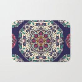 Colorful Mandala Pattern 007 Bath Mat