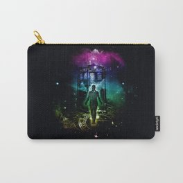 time traveller v2 Carry-All Pouch