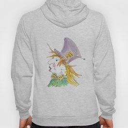 Alice In Wonderland / The Mad Hatter Hoody