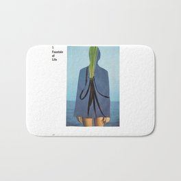 Fountain of Life Bath Mat