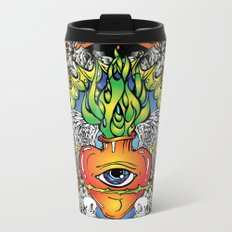 Wings 'n Things .... Metal Travel Mug