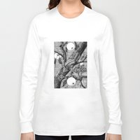 snail Long Sleeve T-shirts featuring Snail by ahatom