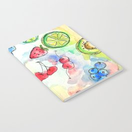 fruit salad Notebook