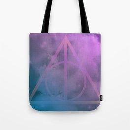 Hallowed Cosmos Tote Bag