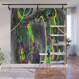 Never Ending,neon Wall Mural