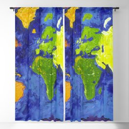 The World Blackout Curtain