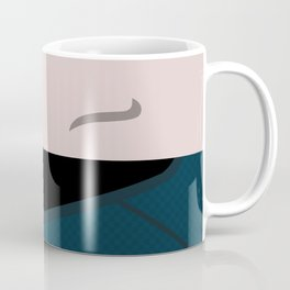 Spock - Minimalist Star Trek 2009 Reboot AOS Into Darkness - Trektangle - Trektangles Coffee Mug