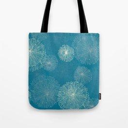 Spider Chrysanthemums Tote Bag