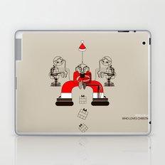 Who loves christmas? Laptop & iPad Skin