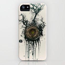 Bird Nest iPhone Case