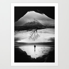 Tree of life Art Print