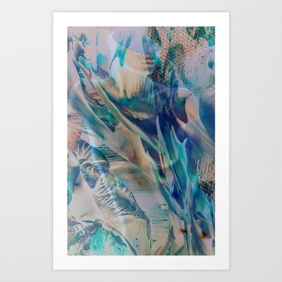#55 Art Print