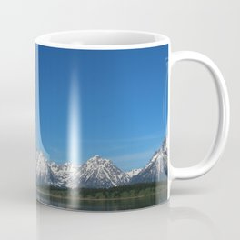 Grand Teton Reflection Coffee Mug