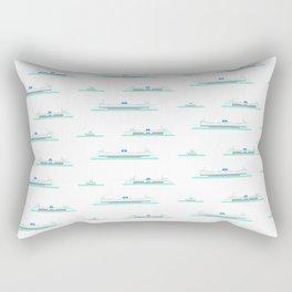 Ferries Rectangular Pillow