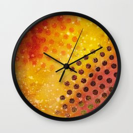 Opponents Wall Clock