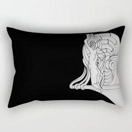 Ivory Tower (v3) Rectangular Pillow