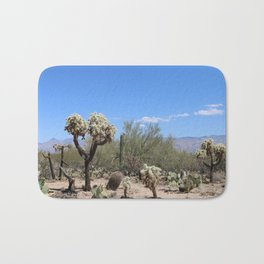 The Beauty Of The Desert Bath Mat