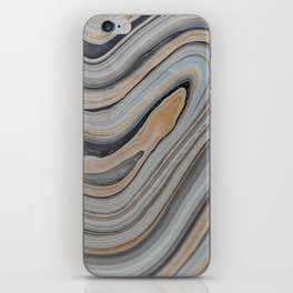 Marbled iPhone Skin
